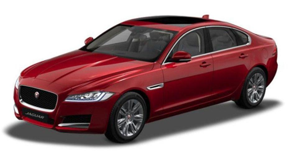 Jaguar XF 2019 Others 015