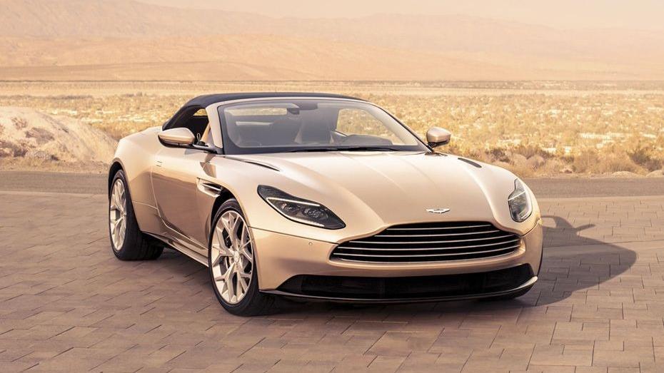 Aston Martin DB11 2019 Exterior 003