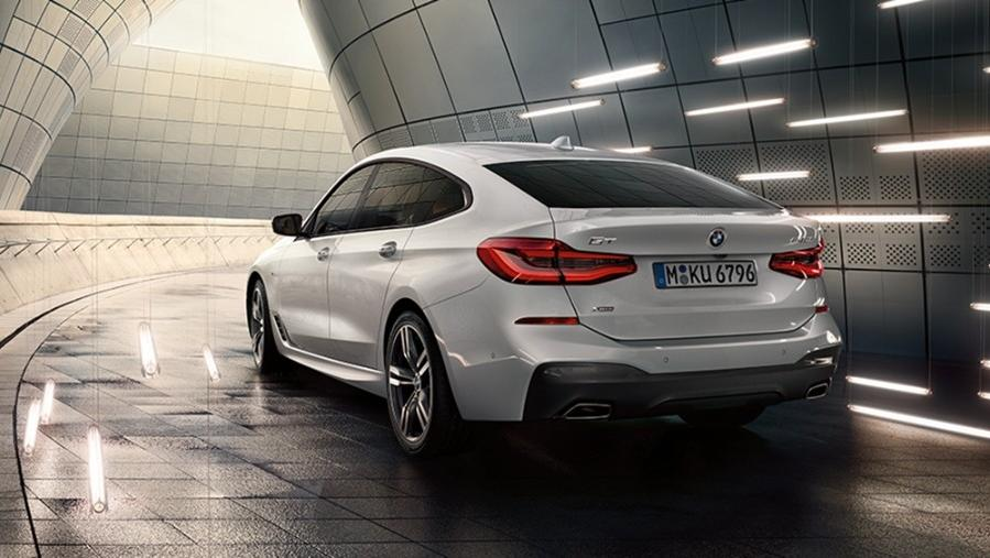 BMW 6 Series Gran Turismo 2019 Exterior 003
