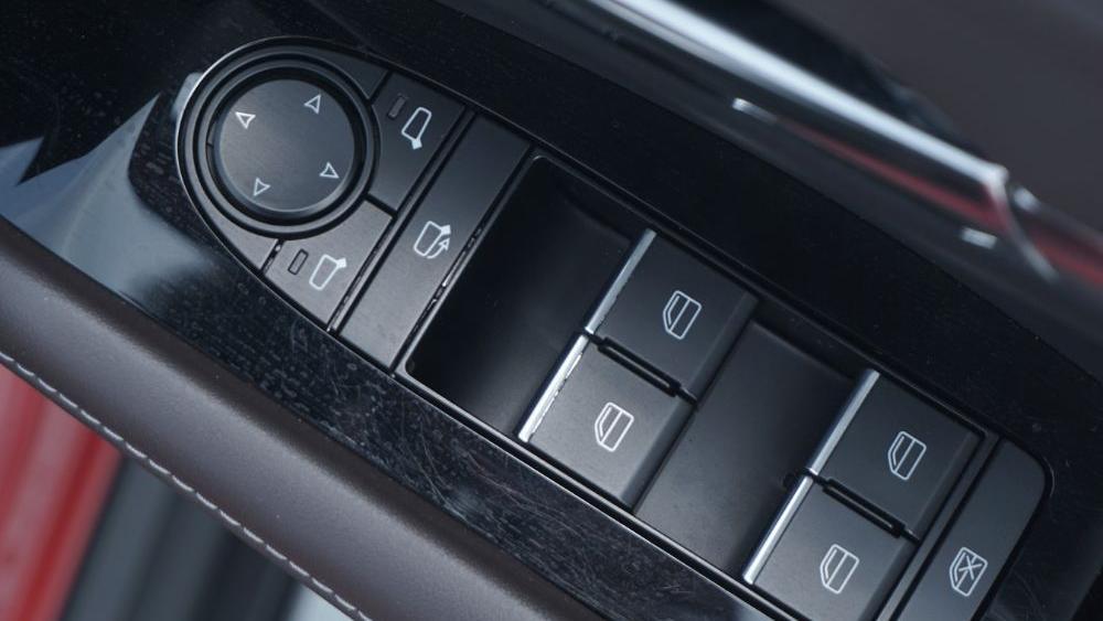 Mazda CX 30 GT Interior 020