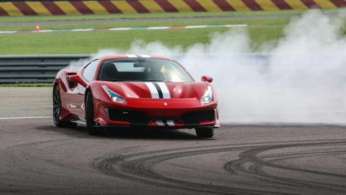 Ferrari 488 Pista 2019 Exterior 001