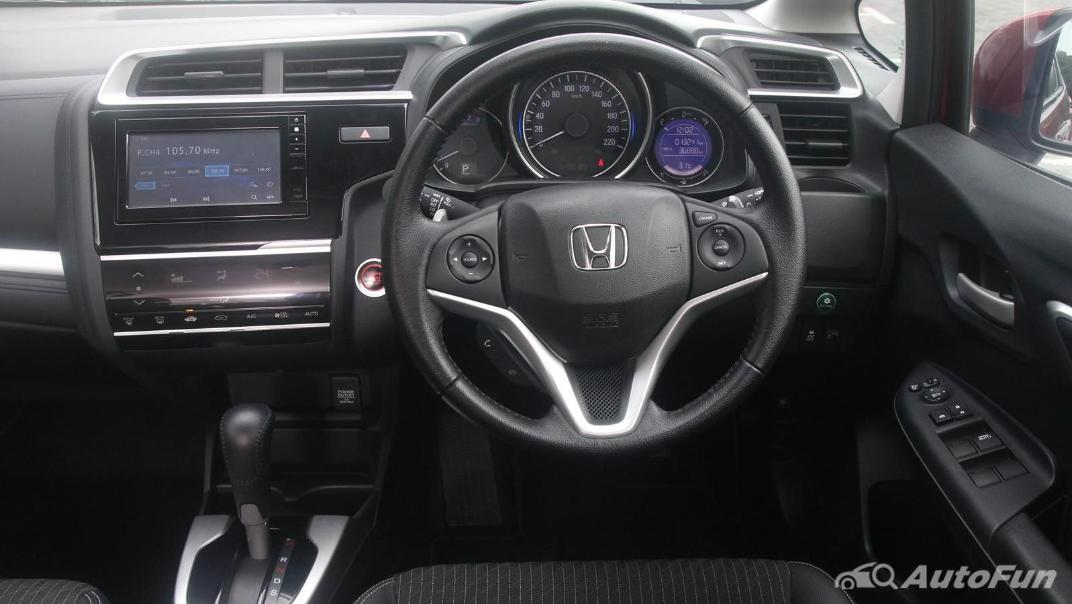 Honda Jazz 2019 Interior 035