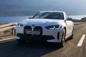 BMW Indonesia Bawa Sedan Listrik i4 Tahun Depan, Lebih Kencang dari M4