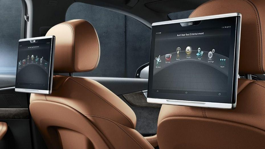 Audi A4 2019 Interior 018
