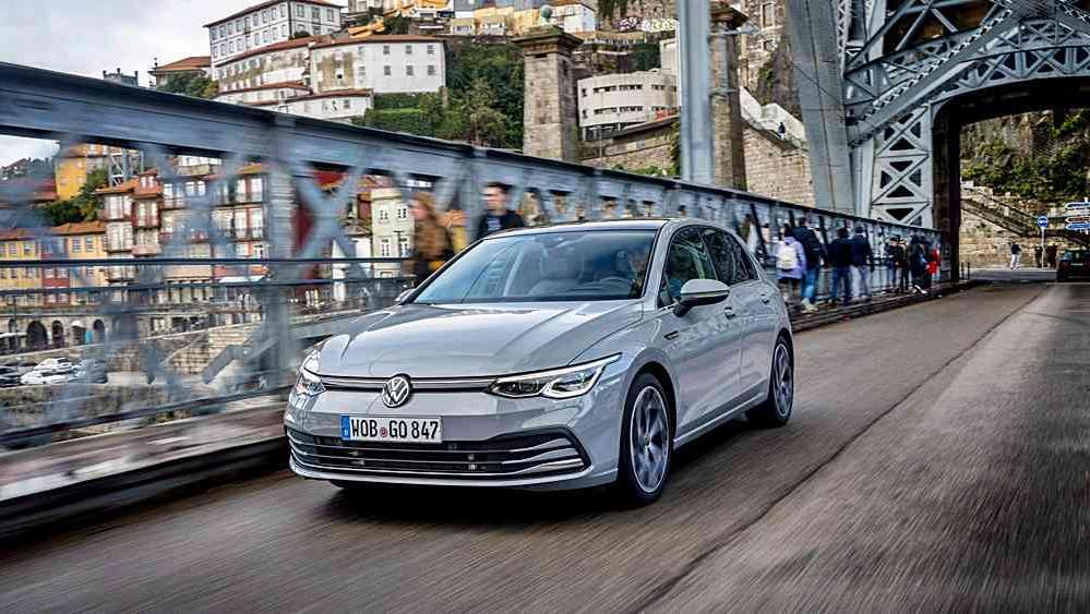 Volkswagen Golf 2019 Exterior 034