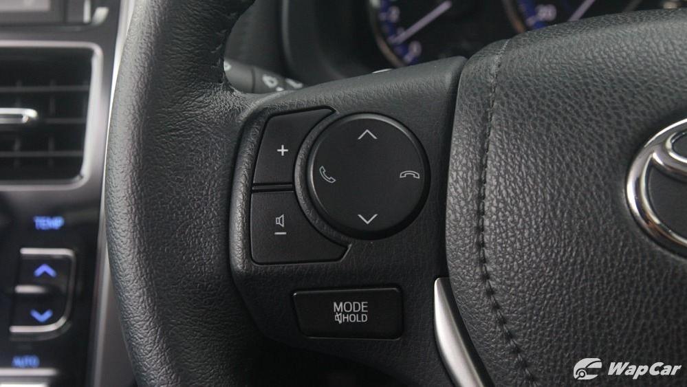 Toyota Vios 2019 Interior 039