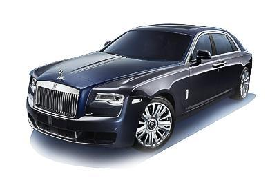 Rolls Royce Ghost V Extended Wheelbase 6.6 L