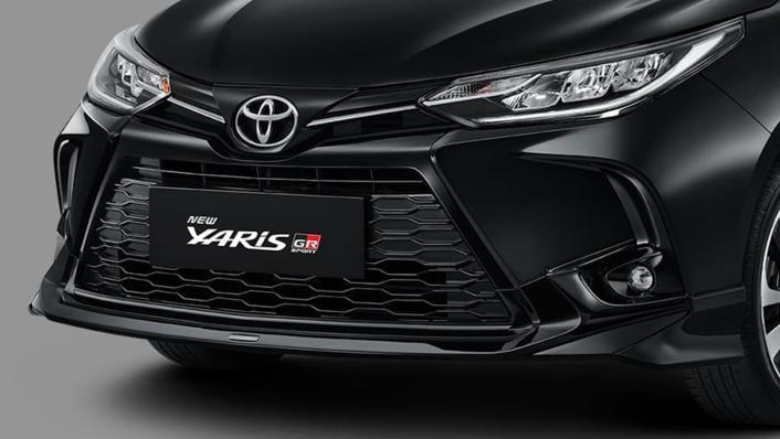 2021 Toyota Yaris 1.5 S CVT GR Sport 7 AB Exterior 009