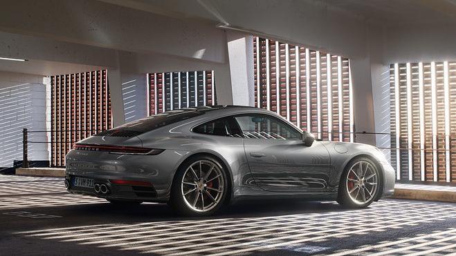 Porsche 911 2019 Exterior 050