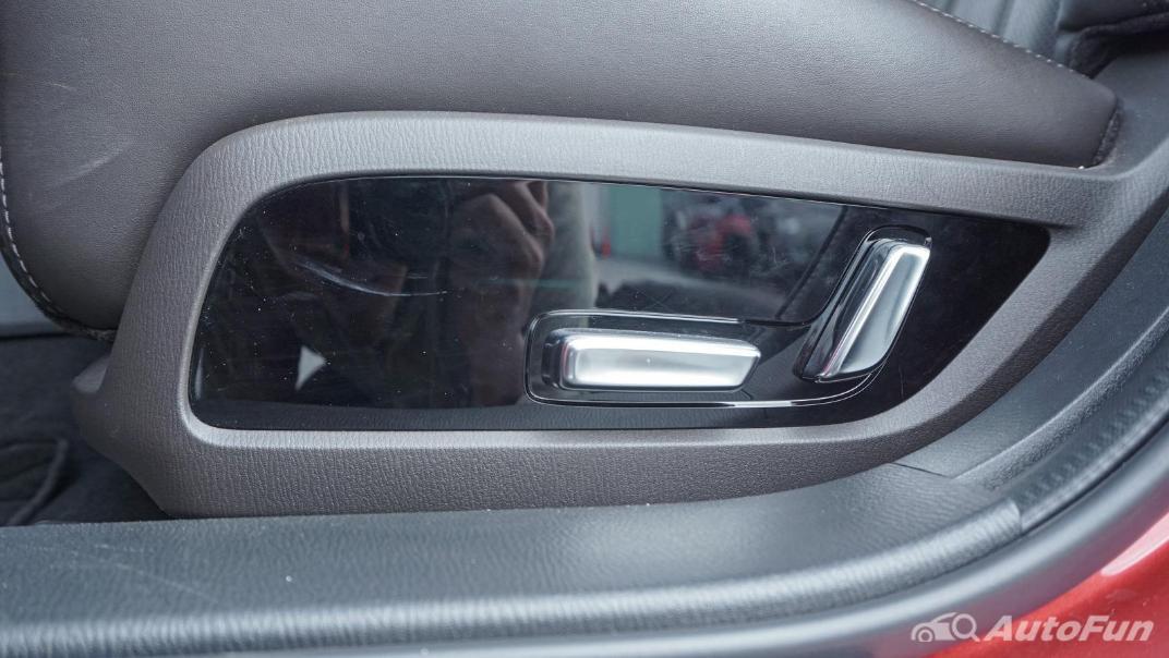 Mazda 6 Elite Estate Interior 045