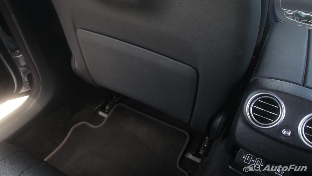 Mercedes-Benz E-Class 2019 Interior 156