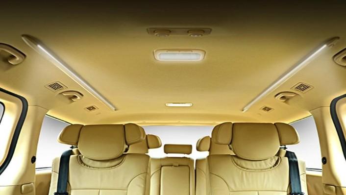 Hyundai H1 2019 Interior 008