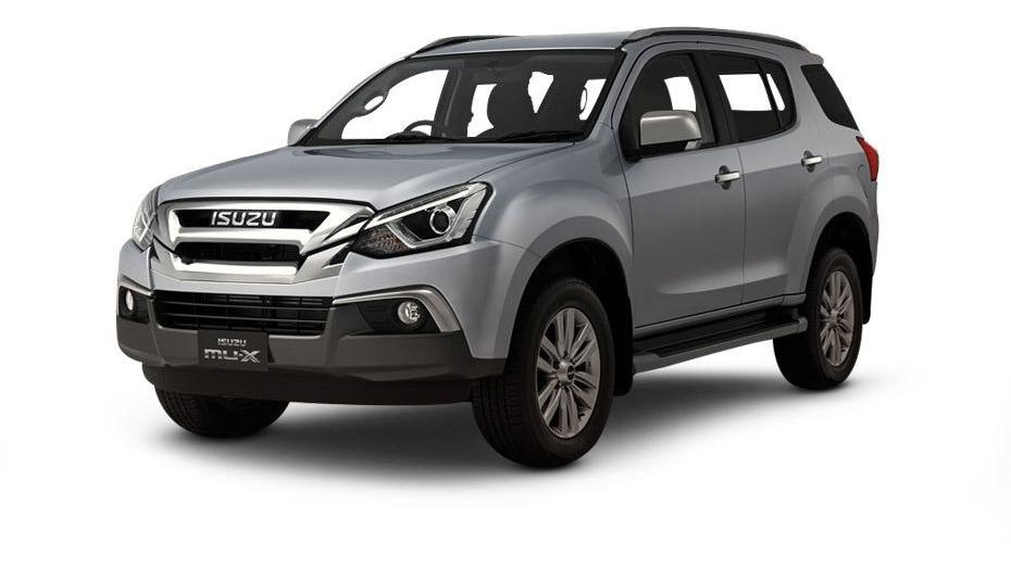 Isuzu MU-X 2019 Others 002