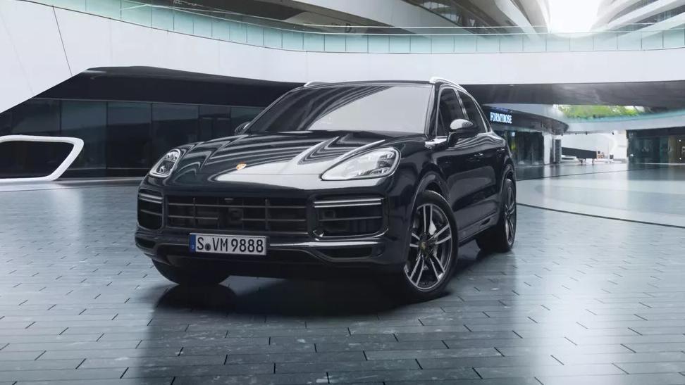 Porsche Cayenne 2019 Exterior 022