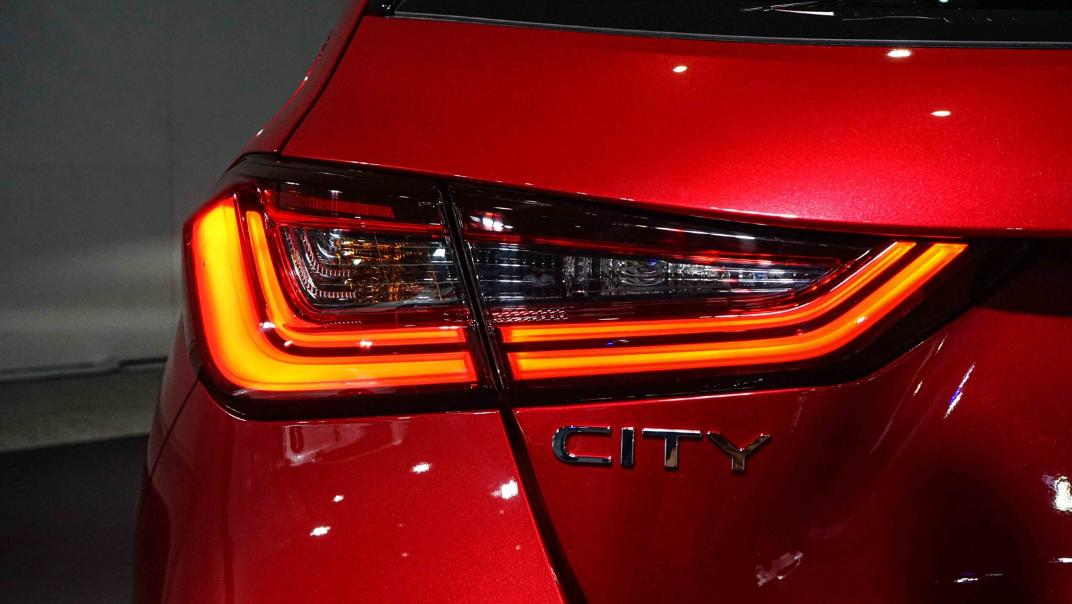 2021 Honda City Hatchback International Version Exterior 103