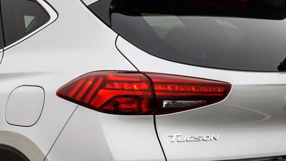 Hyundai Tucson 2019 Exterior 016