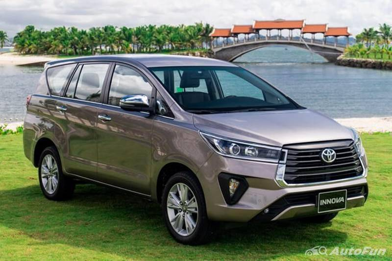 Toyota Kijang innova 2021 -1