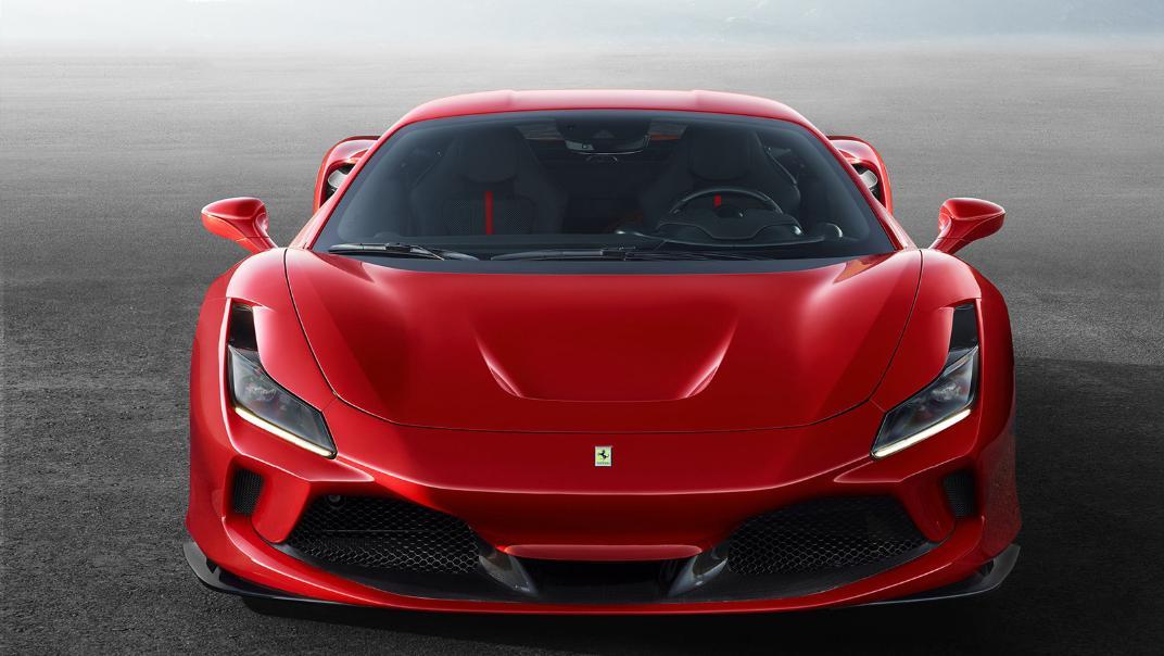 Ferrari F8 Tributo 2019 Exterior 006