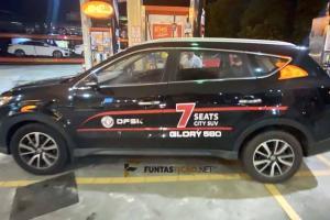 Januari 2021, DFSK Glory 580 Diluncurkan Demi Menjegal Dominasi Toyota Kijang Innova