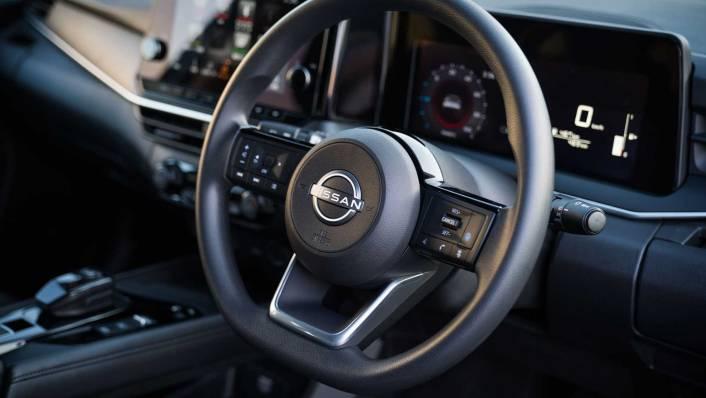 2021 Nissan Note Upcoming Version Interior 005