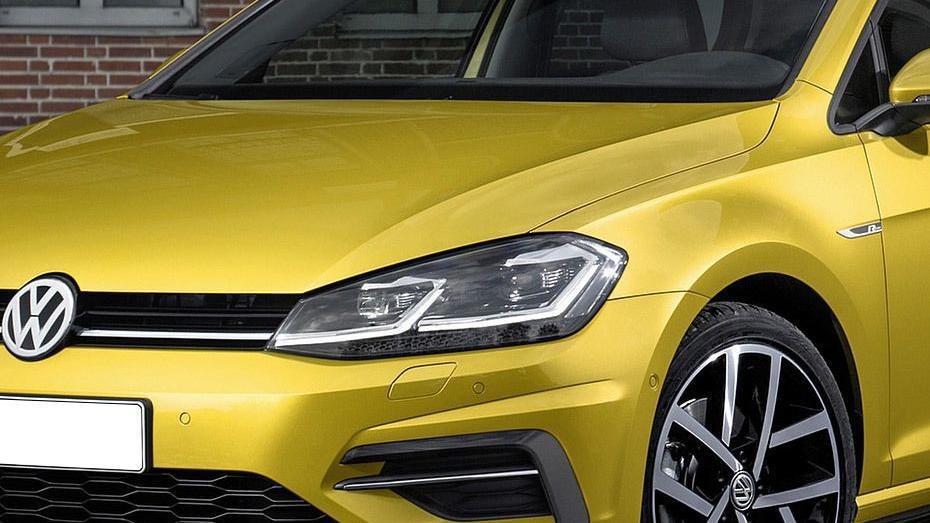 Volkswagen Golf 2019 Exterior 134