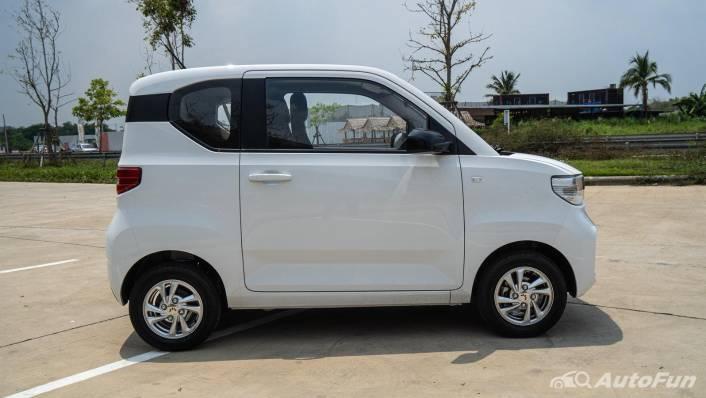 2021 Wuling Mini EV Upcoming Version Exterior 004