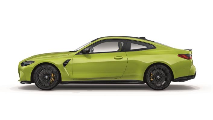 2021 M4 Coupe Competition Exterior 002