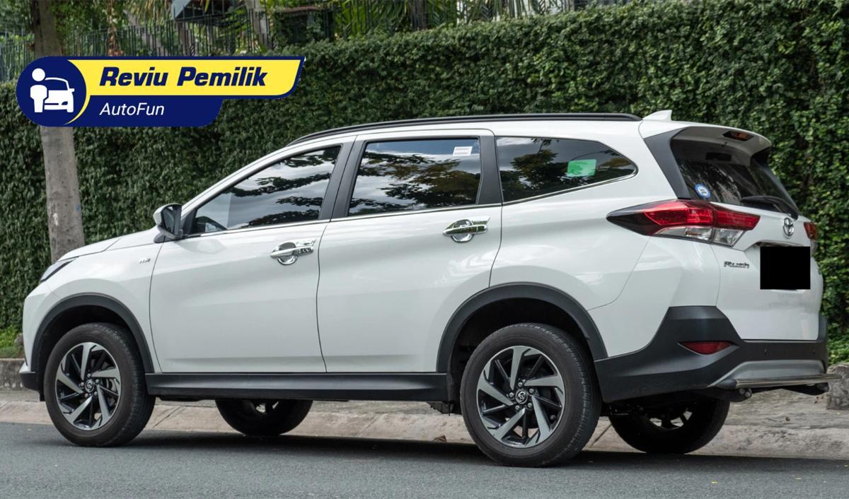 Review Pemilik: Dipilih Agar Cukup Ajak Keluarga, Apakah Pemilik Toyota Rush Ini Puas Setelah Memilikinya Selama Setahun? 01