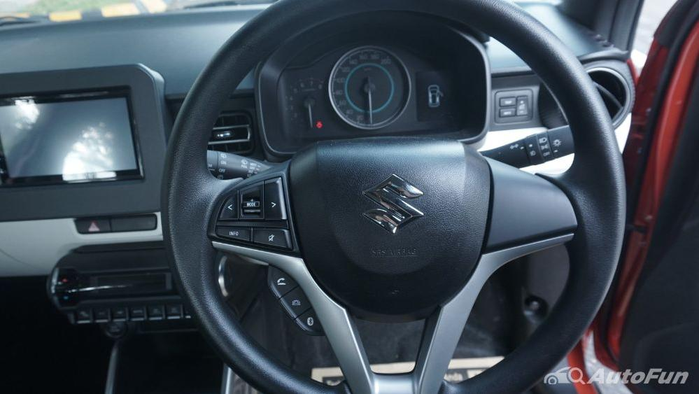 Suzuki Ignis GX AGS Interior 005