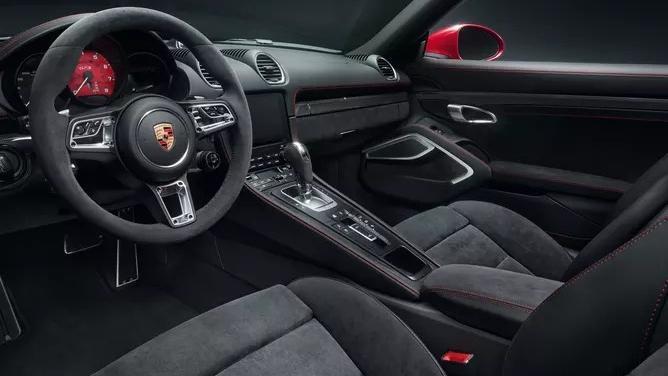 Porsche 718 2019 Interior 015