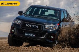 Habis Raize Munculah Toyota Hilux GR Sport, Sudah Pakai TSS Juga Lho!