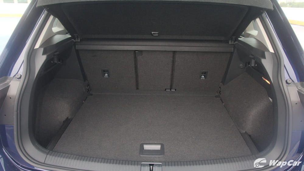 Volkswagen Tiguan 2019 Interior 082