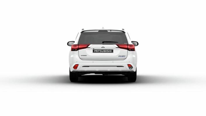 Mitsubishi Outlander PHEV 2019 Exterior 006