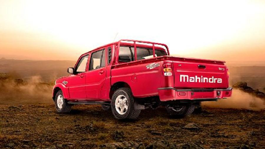 Mahindra Scorpio Pikup 2019 Exterior 004
