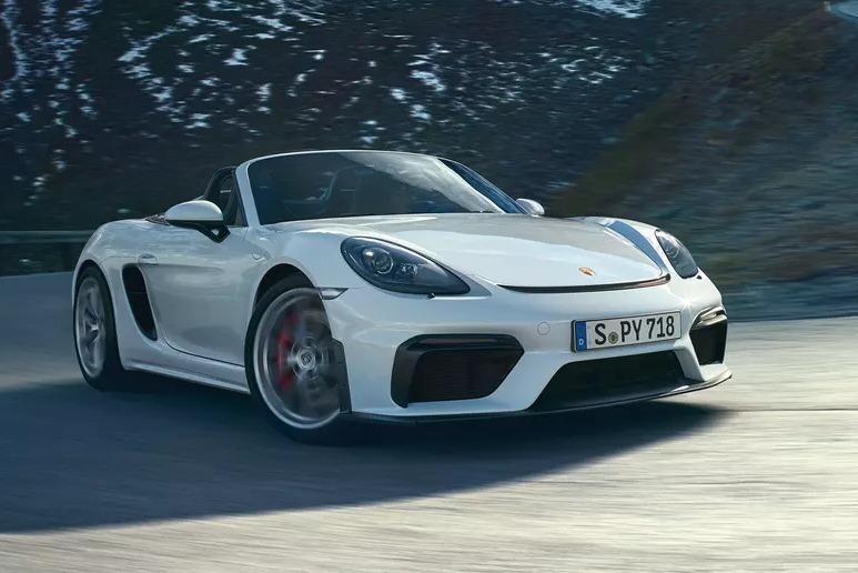 Overview Mobil: Mengetahui daftar harga terbaru dari Porsche 718 Cayman S PDK 02