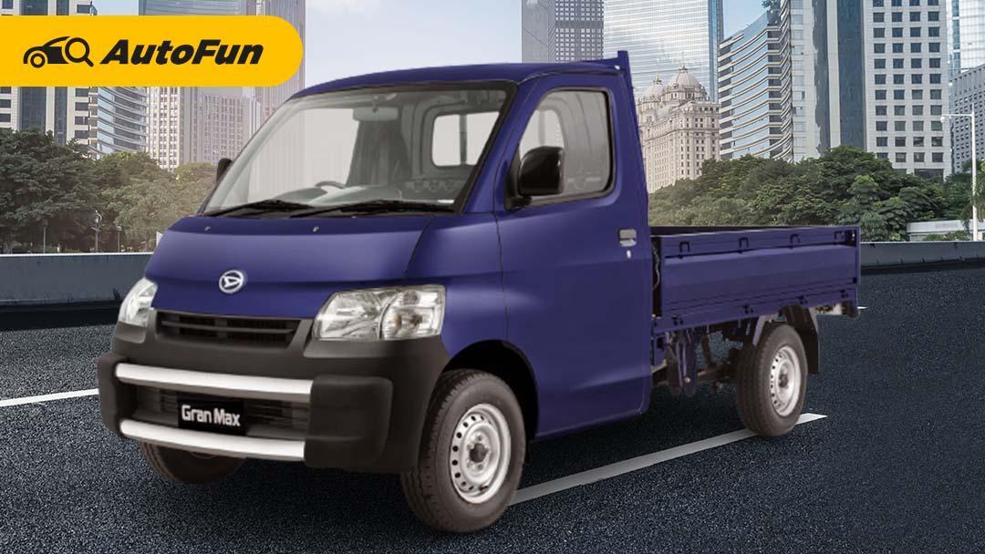 Daihatsu Gran Max Pick Up 1.3 Vs 1.5, Mana yang Cocok Untuk Bisnis? 01