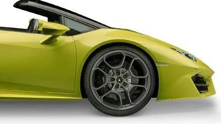 Lamborghini Huracan 2019 Exterior 012