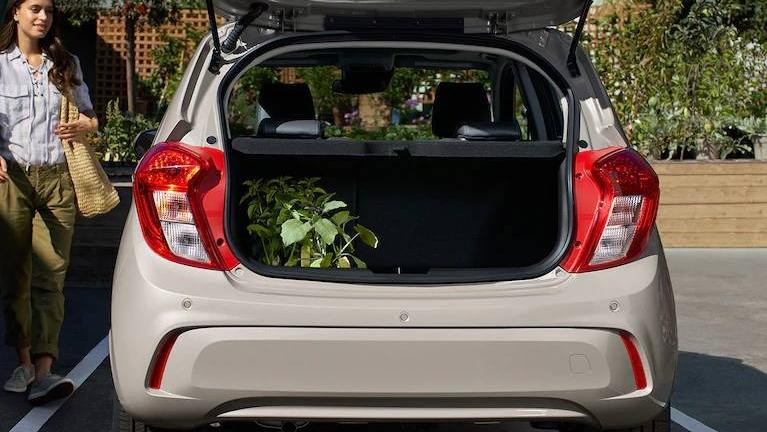 Chevrolet Spark 2019 Interior 005