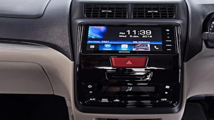 Daihatsu Grand Xenia 2019 Interior 004