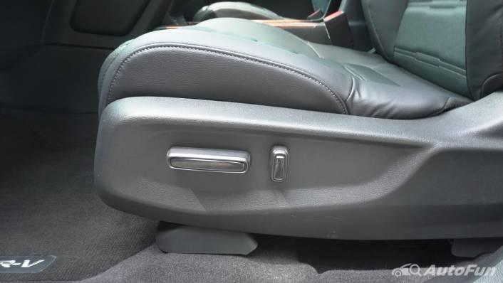 2021 Honda CR-V 1.5L Turbo Prestige Interior 008