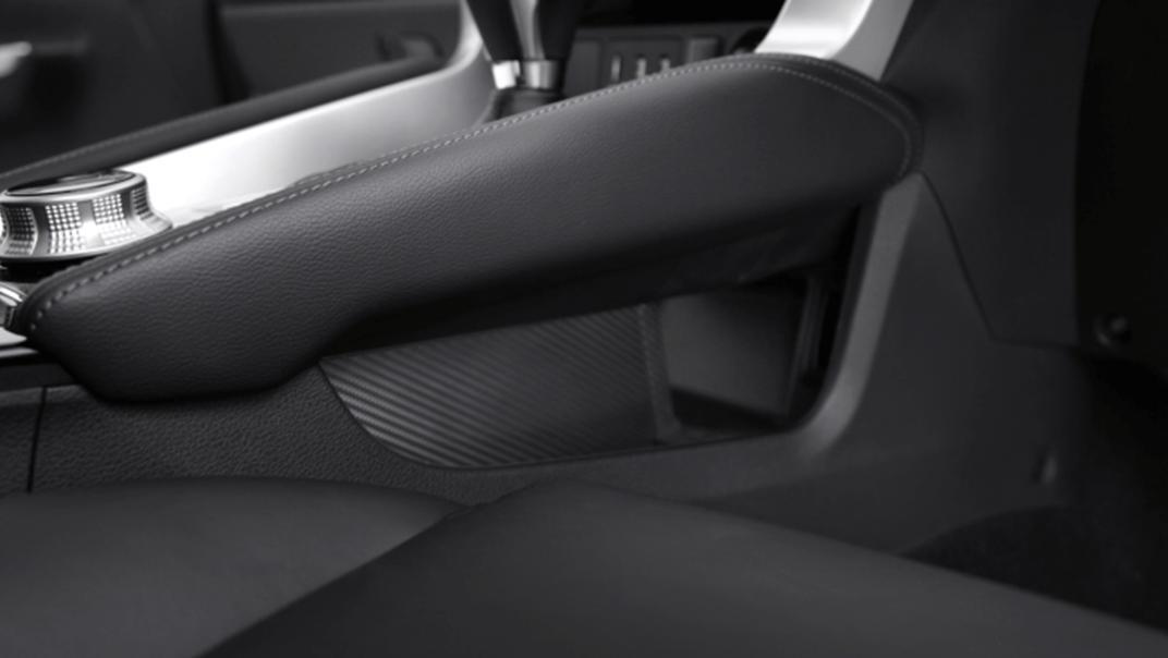 2021 Mitsubishi Pajero Sport Interior 008