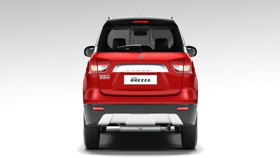 Suzuki Vitara Brezza 2019 Exterior 003