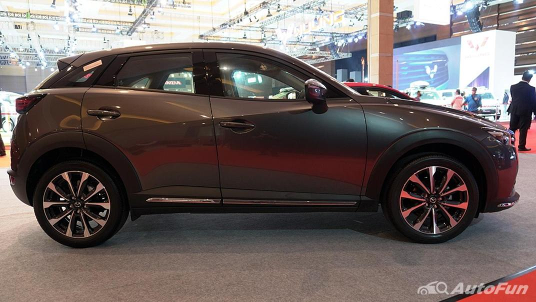 2021 Mazda CX-3 Exterior 003