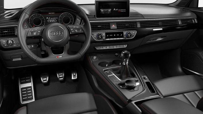 Audi A4 2019 Interior 001