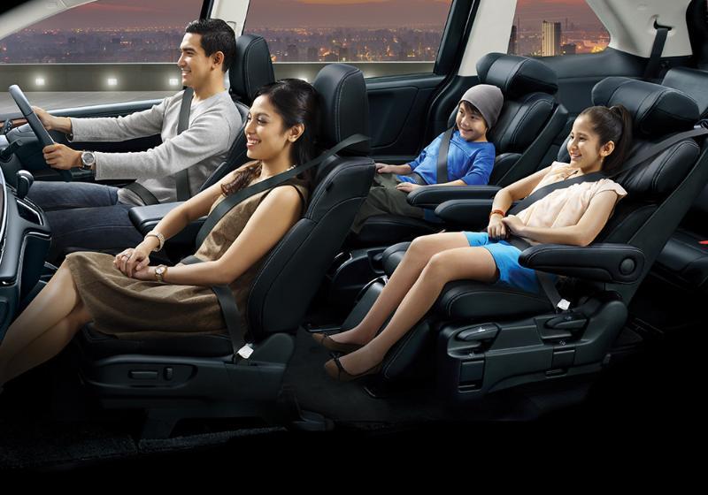 New Honda Odyssey 2021 Hadir dengan Honda SENSING, Rival Toyota Alphard Ini Makin Mewah dan Tampan 02