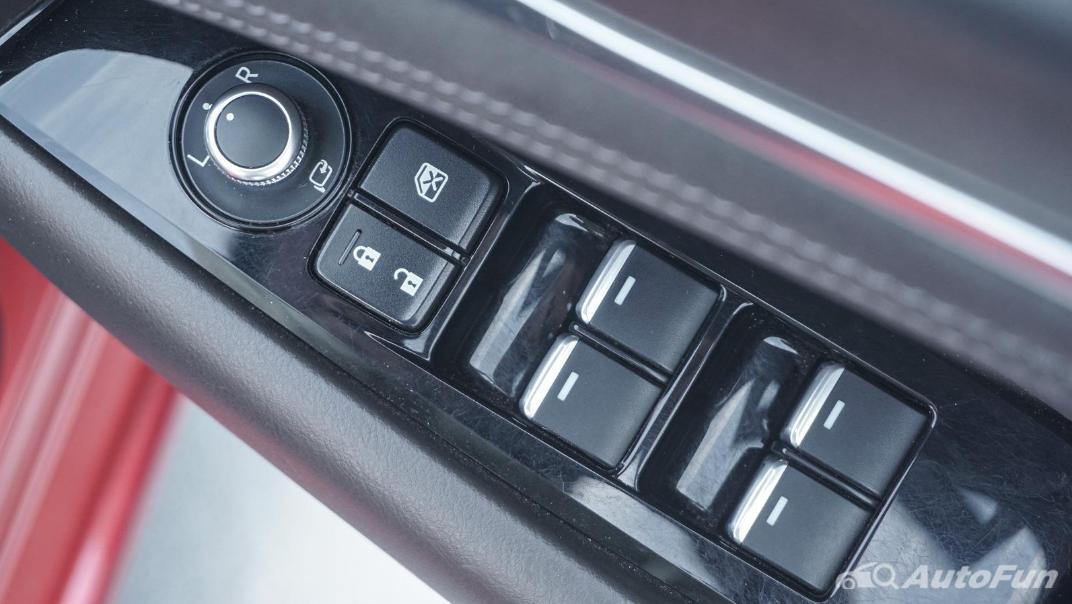 Mazda 6 Elite Estate Interior 072