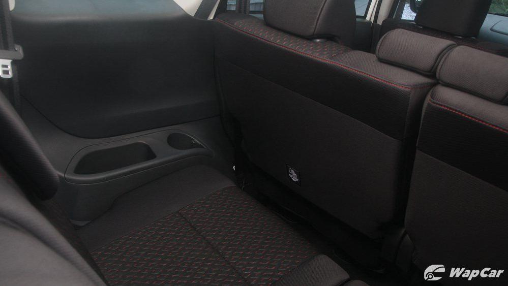 Toyota Avanza 2019 Interior 012