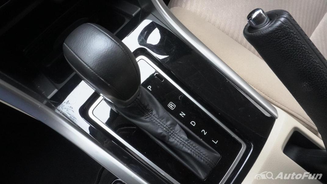 2020 Mitsubishi Xpander Ultimate A/T Interior 021