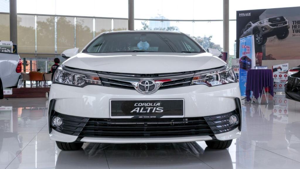 Toyota Corolla Altis 2019 Exterior 029
