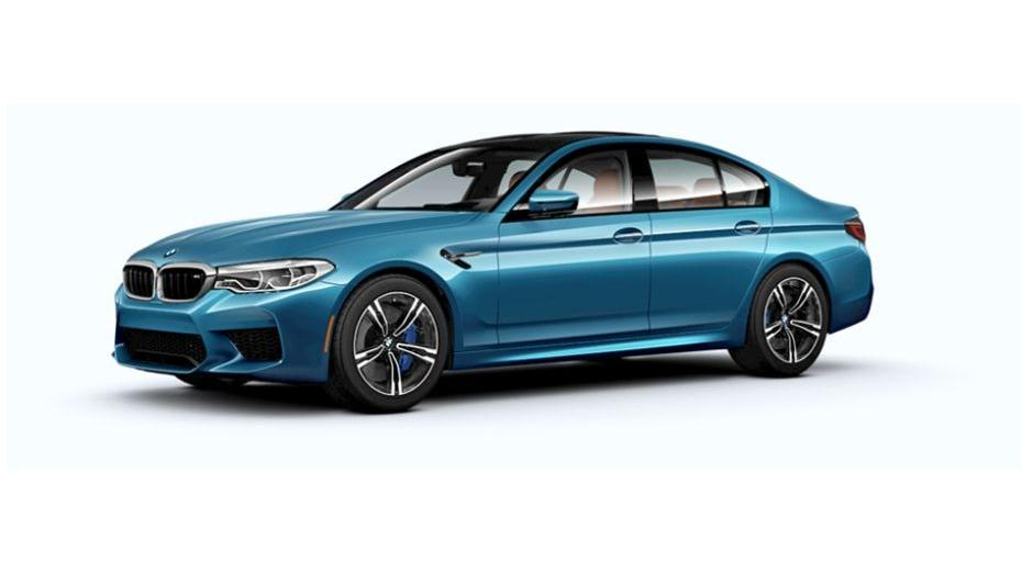 BMW M5 2019 Others 010